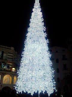 Salerno, luci d'artista spettacolari 2 #turismo