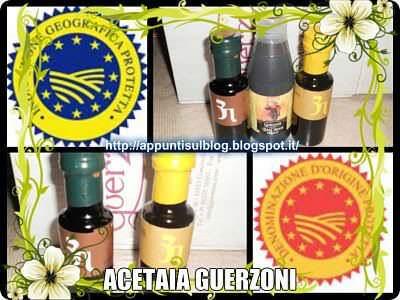 acetaia guerzoni aceto balsamico di modena 2