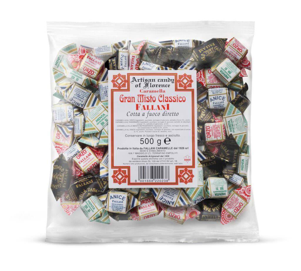Caramelle Fallani, una bontà tutta italiana 12 caramelle