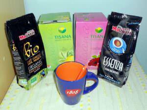 Molinari, il caffè etico alla tavola dei Savoia