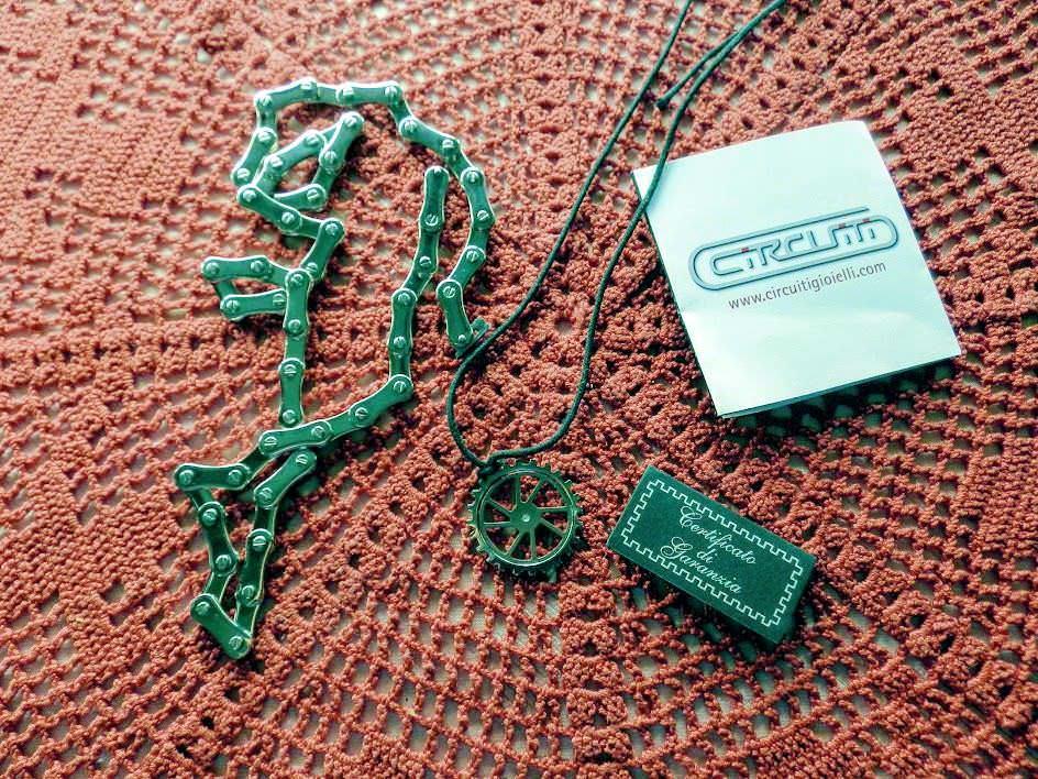 Circuiti Gioielli e Bijoux per indossare lo sport