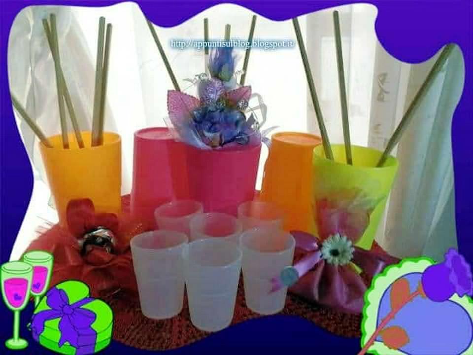 Bicchieri Mojito e si fa festa