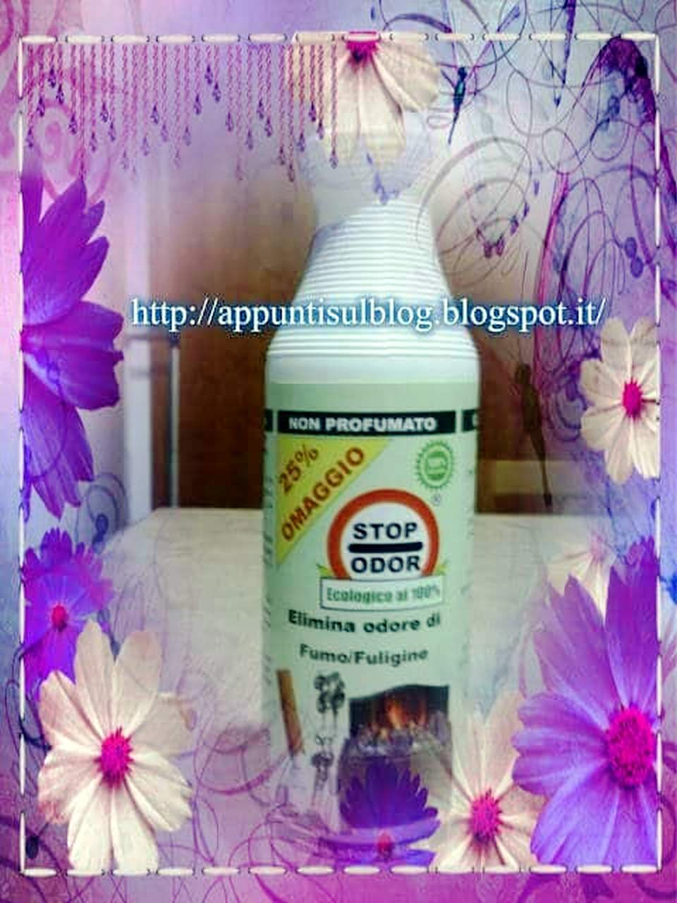 Stop-Odor, eliminiamoli in modo naturale 2 articoli per la casa