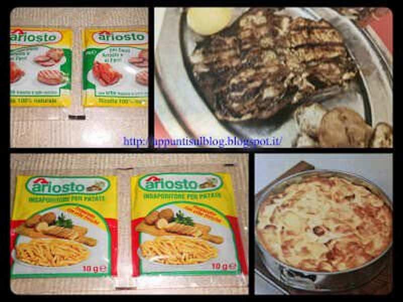 Ariosto, arrosti e pesci al forno perfetti 5 Ariosto