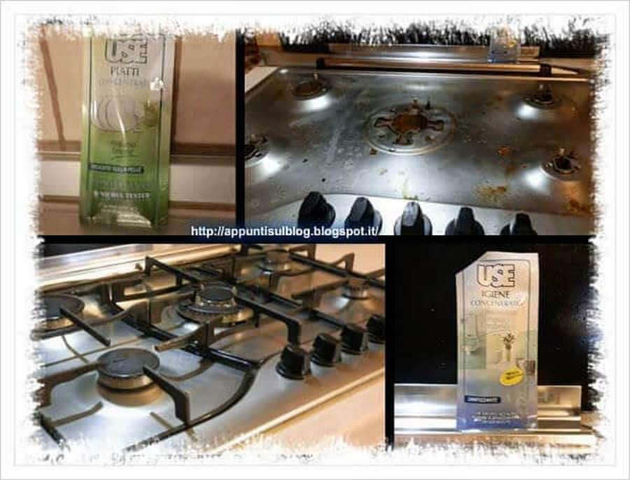 Use, detersivi dal pulito sicuro 2 articoli casa