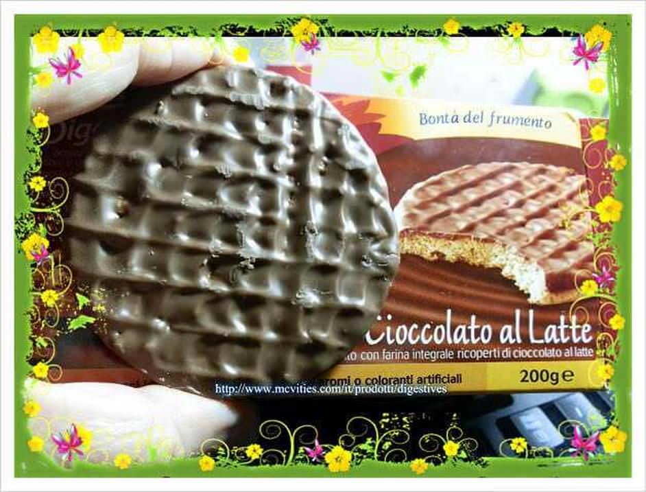 Mc Vitie's, la merenda al cacao saporita 1 biscotti