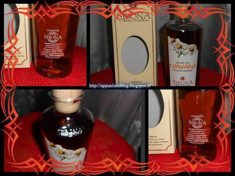 Grappe e Liquori Sibona dall'aroma coinvolgente 3 bevande e drinks