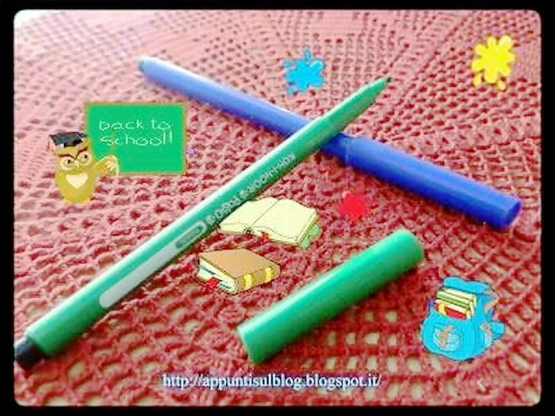Coloriamo con i pennarelli Koh-I-Noor in allegria e destrezza 4 articoli casa