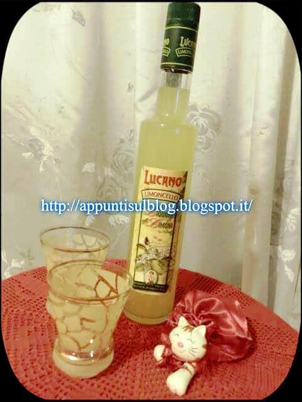 Liquori Lucano, voglio il meglio dalla vita 2 Amaro Lucano