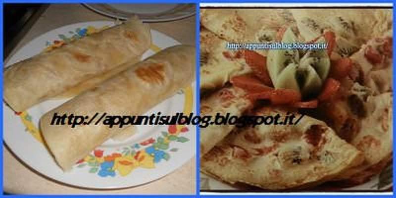 La Piadina Loriana che mi semplifica la vita in cucina 3 Gastronomia