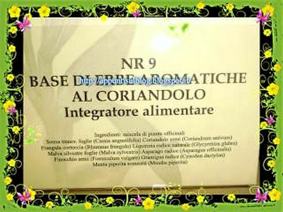 Breseghello, erbe offcinali per la salute e bellezza 2 erbe officinali