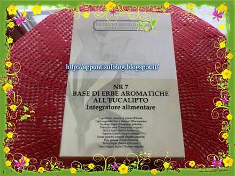 Breseghello, erbe offcinali per la salute e bellezza 5 erbe officinali