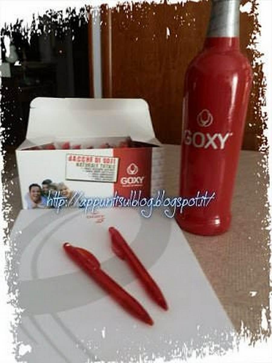 Goxy, il benessere naturale delle bacche di goji 3 alimenti bio