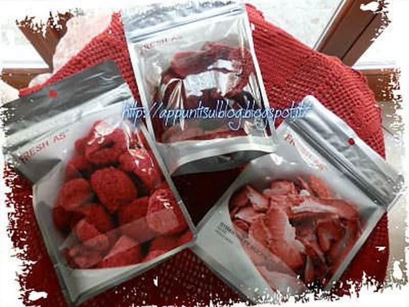 Fresh As, frutti ed erbe liofilizzati per gustose preparazioni culinarie 5 Fresh As