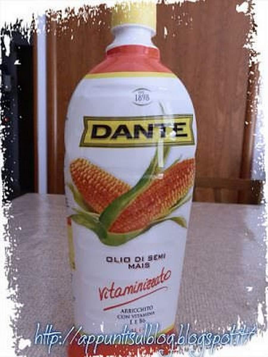 Olio Dante, l'olio interamente italiano al 100%