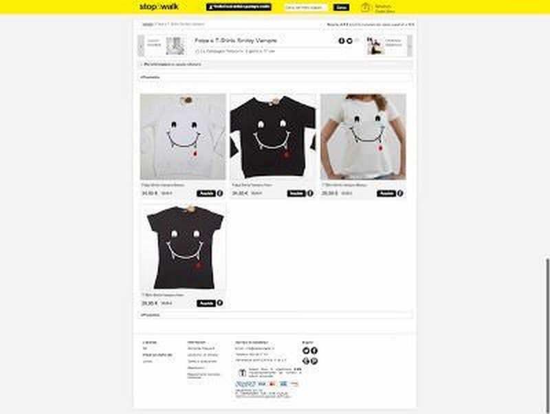 Stop and walk, shop online di moda, decorazioni e accessori 4 Moda