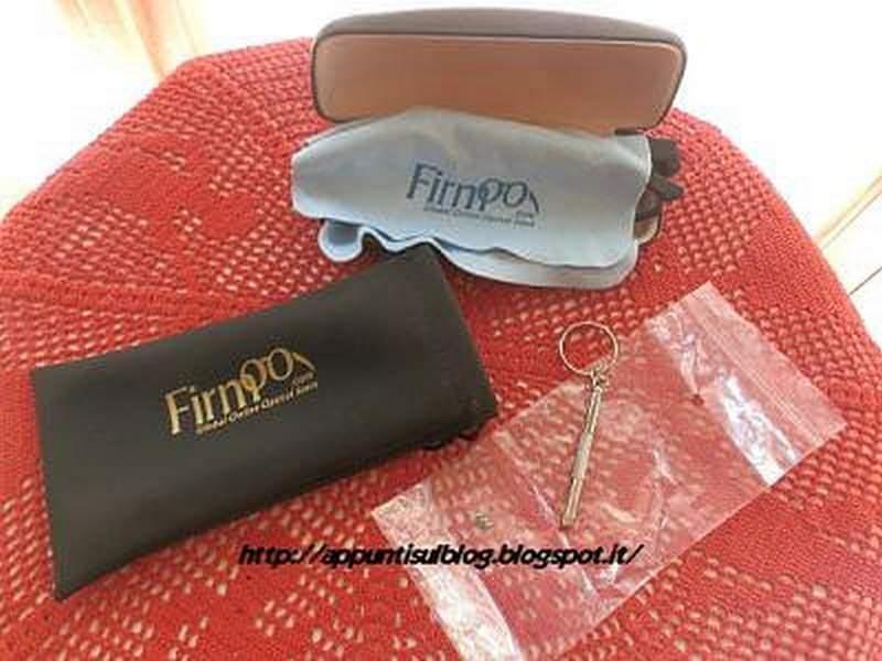 Firmoo, occhiali da sole e vista di design 1 Firmoo