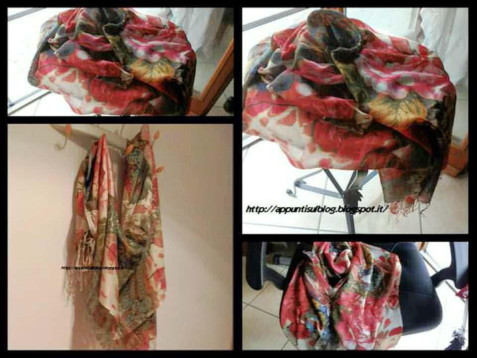 Novamood, sciarpe e stole per avvolgersi d'amore 2 collezione estate 2014 Artwork