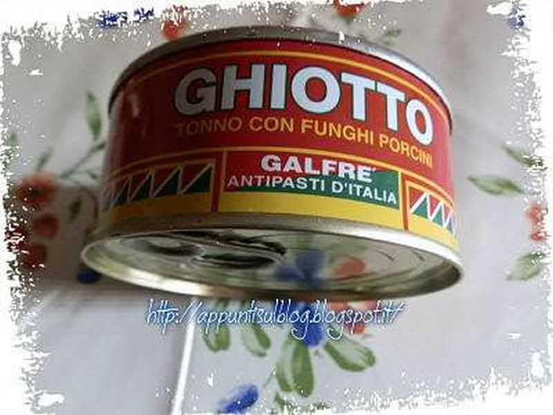 Antipasti Galfrè Ghiotto, ottimi per cene veloci all'improvviso