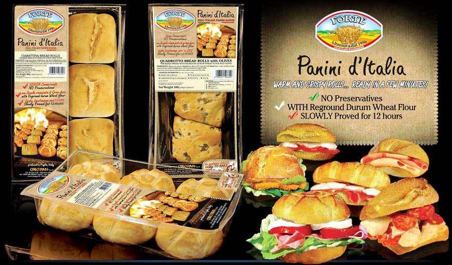 Oropan S.p.A.: prodotti da forno di Altamura per mangiare sano