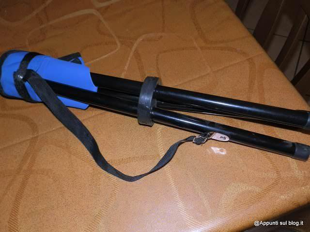 DURAMAXX Sgabello portatile e zanzariera da campeggio 2 Duramaxx