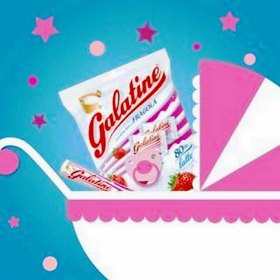 Galatine, permissible candy dall'esperienza di latte inimitabile 5 Caramelle Galatine Senza Glutine
