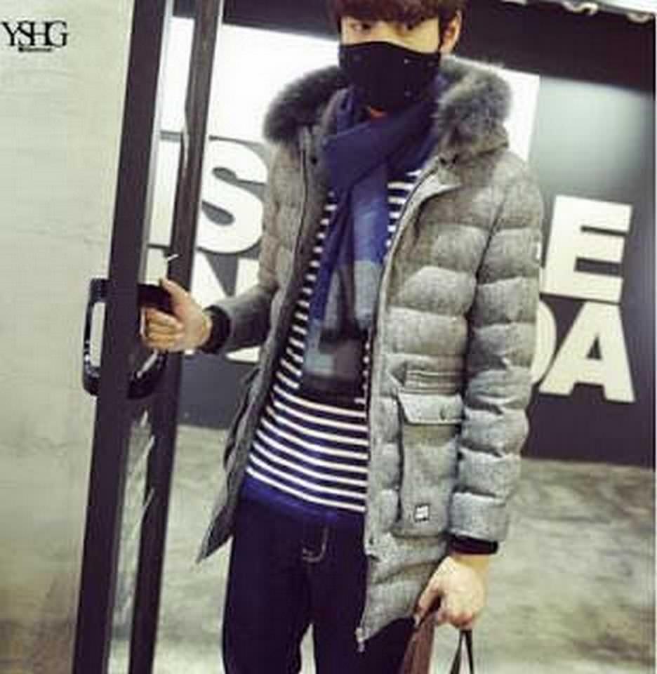 Affordable Mens Down Jackets at Taobao Agent 3 Moda