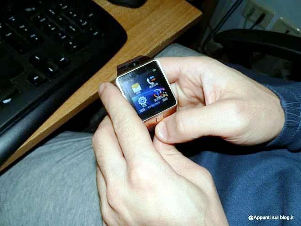 Gearmax® smartwatch, eleganza e tecnologia sempre con me 7 accessori moda