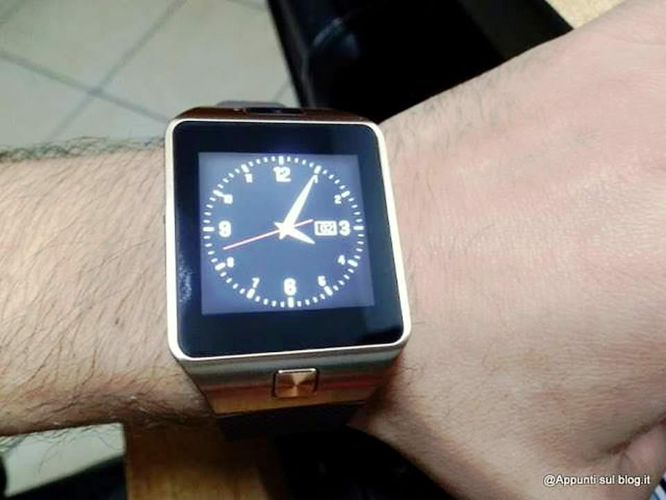 Gearmax® smartwatch, eleganza e tecnologia sempre con me 1 accessori moda
