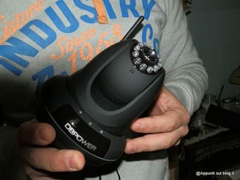 DbPower IP Camera dall'occhio vigile 4 DbPower IP Camera