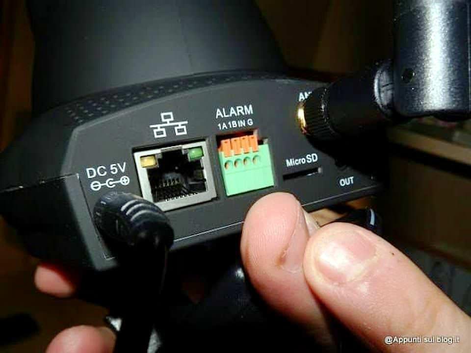 DbPower IP Camera dall'occhio vigile 3 DbPower IP Camera