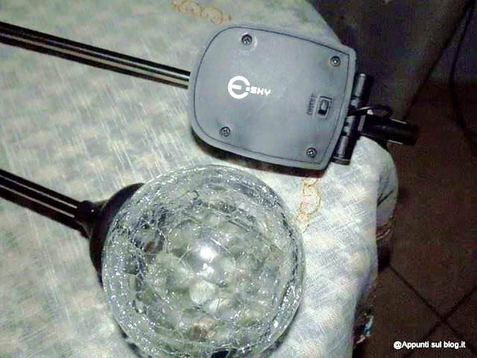 Esky® Sky of Electronics, sfere per illuminare il buio 4 Electronics