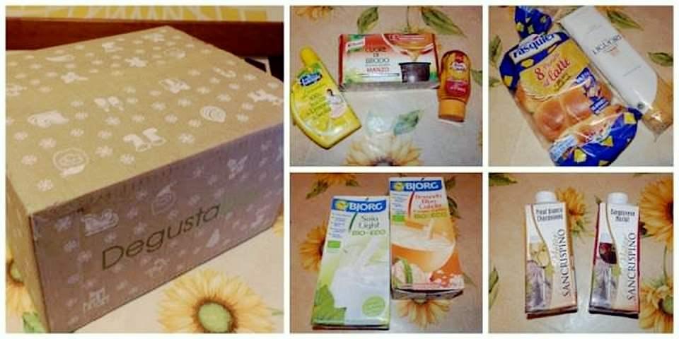 Degustabox, gusto e varietà a volontà 2 box Degustabox