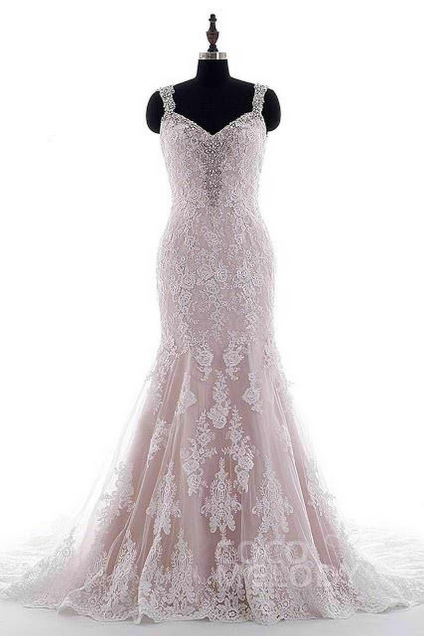 Amazing backless Wedding Dresses on Cocomelody 7 abiti da cerimonia