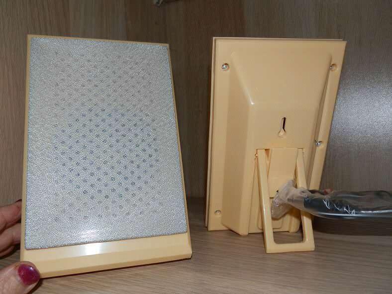 Auna MC-120: micro impianto stereo color crema