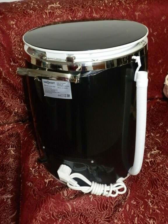 oneconcept ecowash pico mini lavatrice portatile da campeggio 5