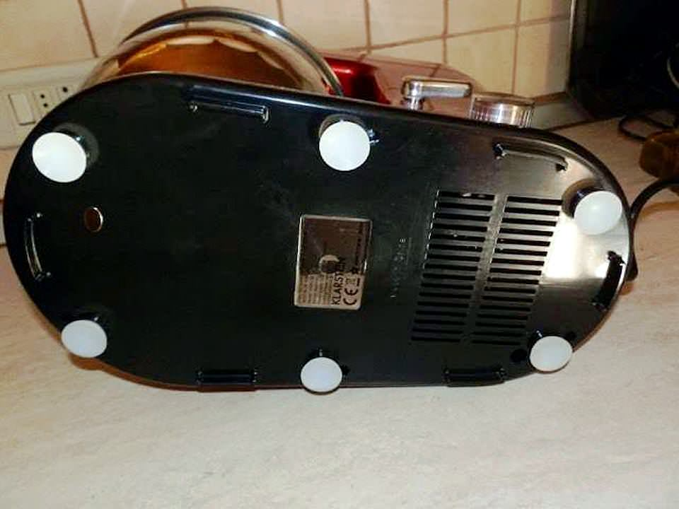 Robot da cucina tritacarne Klarsteinlucia