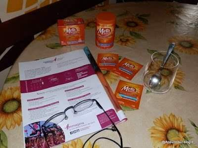 Basta stitichezza con Metamucil, l'integratore alimentare all'arancia