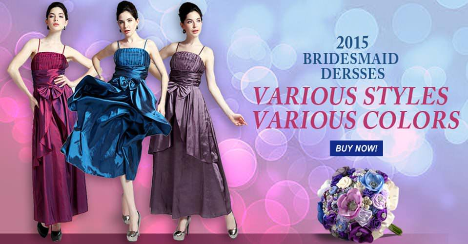 #fashion Promtimes, wonderful bridesmaids dresses to make you special
