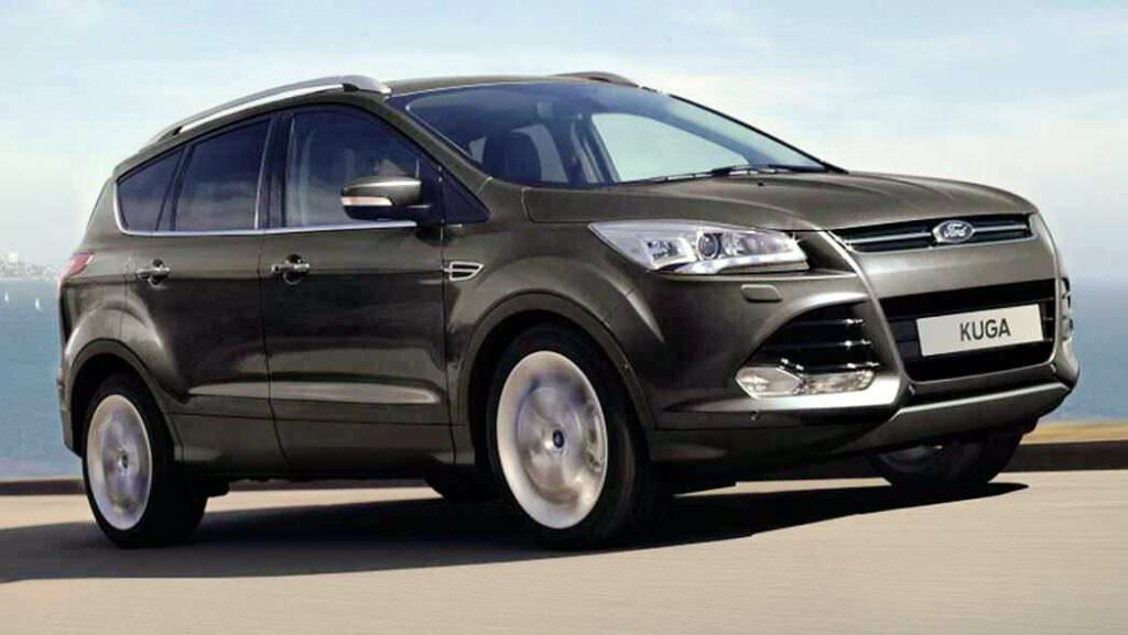 Ford Kuga partner ideale ai Saturday Night Fathers