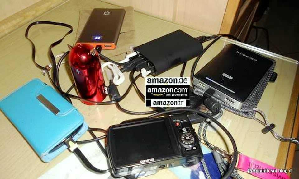 iClever®, Caricatore USB da Parete a 6 Porte USB