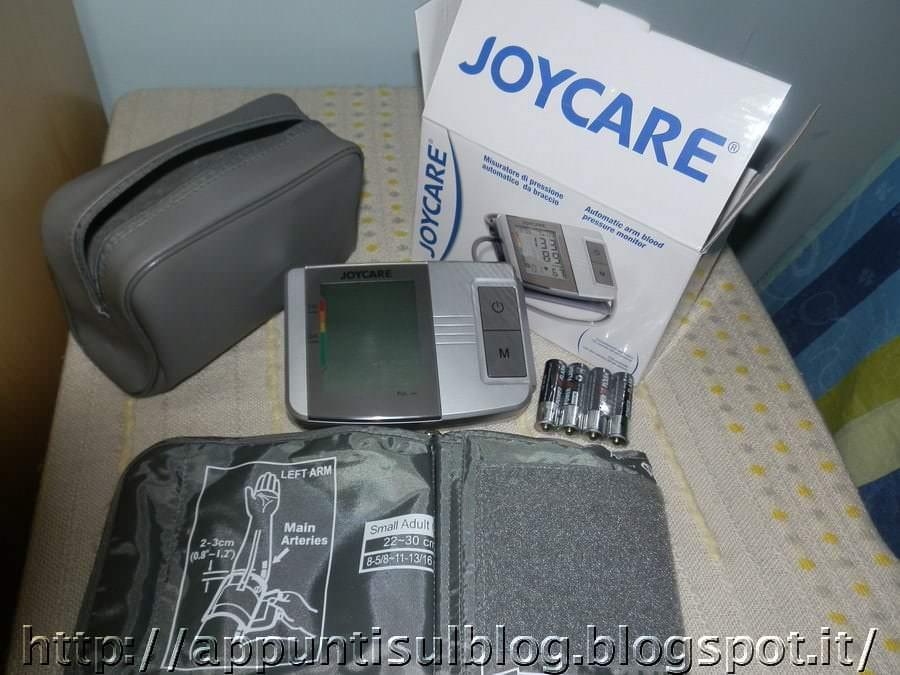 Il misuratore di pressione Joycare-109 su Groupalia