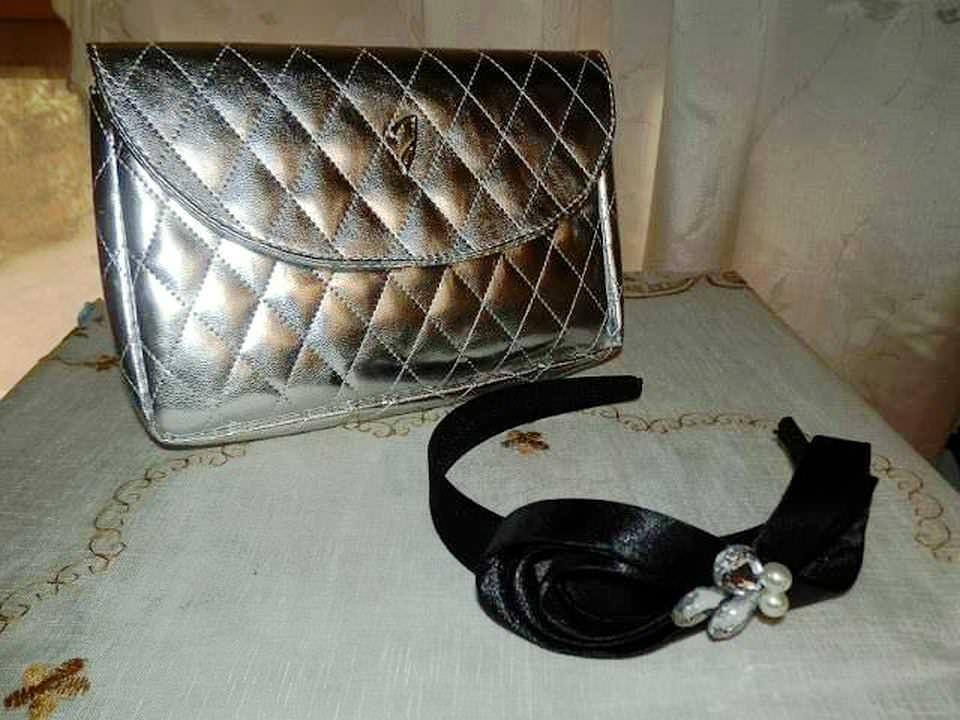 Janeke: Vintage per Beauty Case e fermaglio per capelli