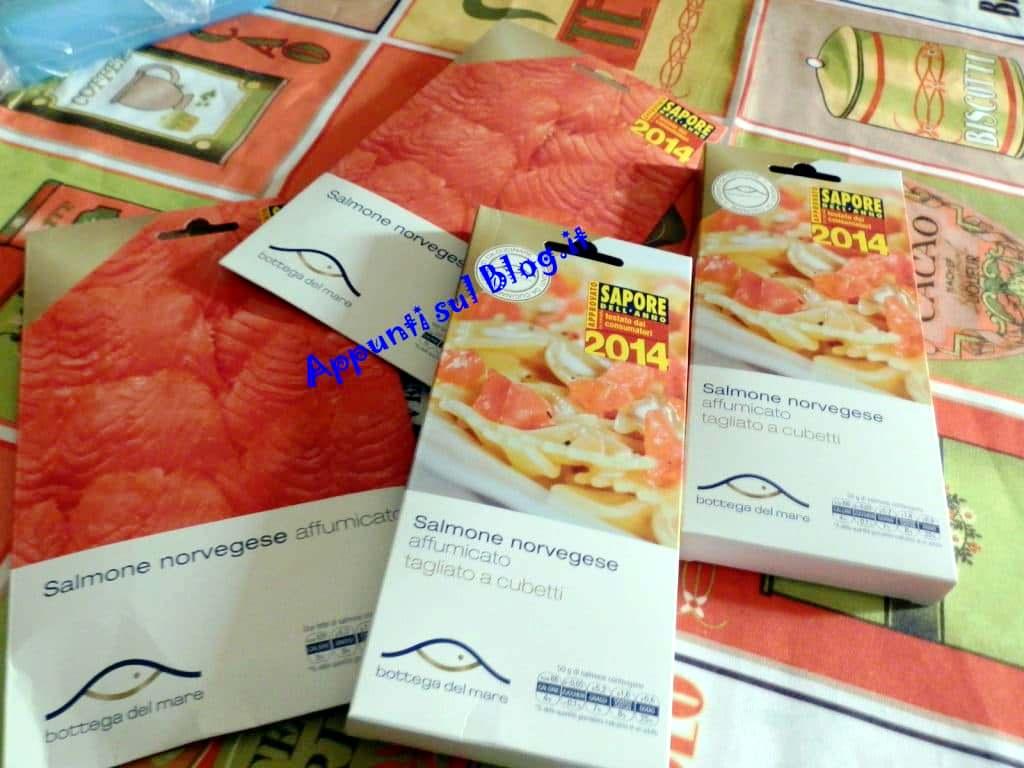 La Bottega del mare, specialità ittiche pronte all'uso