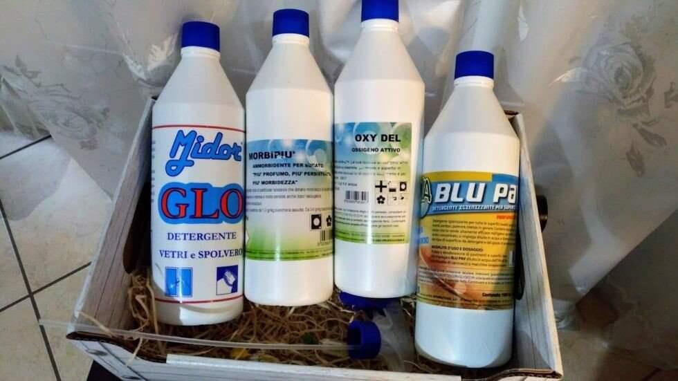 Midor MD International, linea ecologica di detergenti professionali