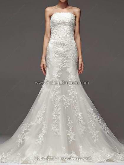 Pickeddresses: glamour mermaid wedding dresses 2015