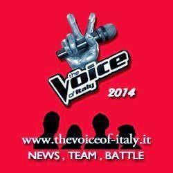The Voice Of Italy 2014 -Sito Social- Team Piero Pelù, Raffaella Carrà, J-ax, Noemi