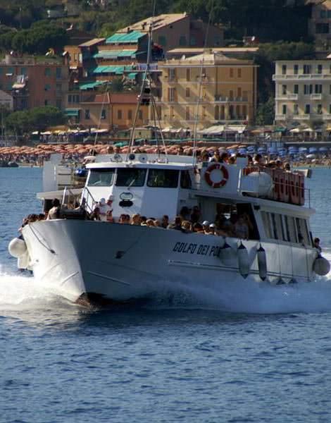 Portovenere: Santuario della Madonna Bianca e dintorni 2 bus e traghetto 2018