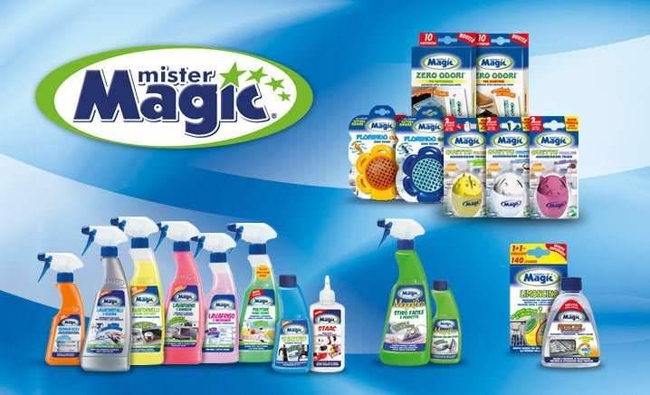 """Elimina gli odori con """"Zero Odori"""" di Mister Magic"""