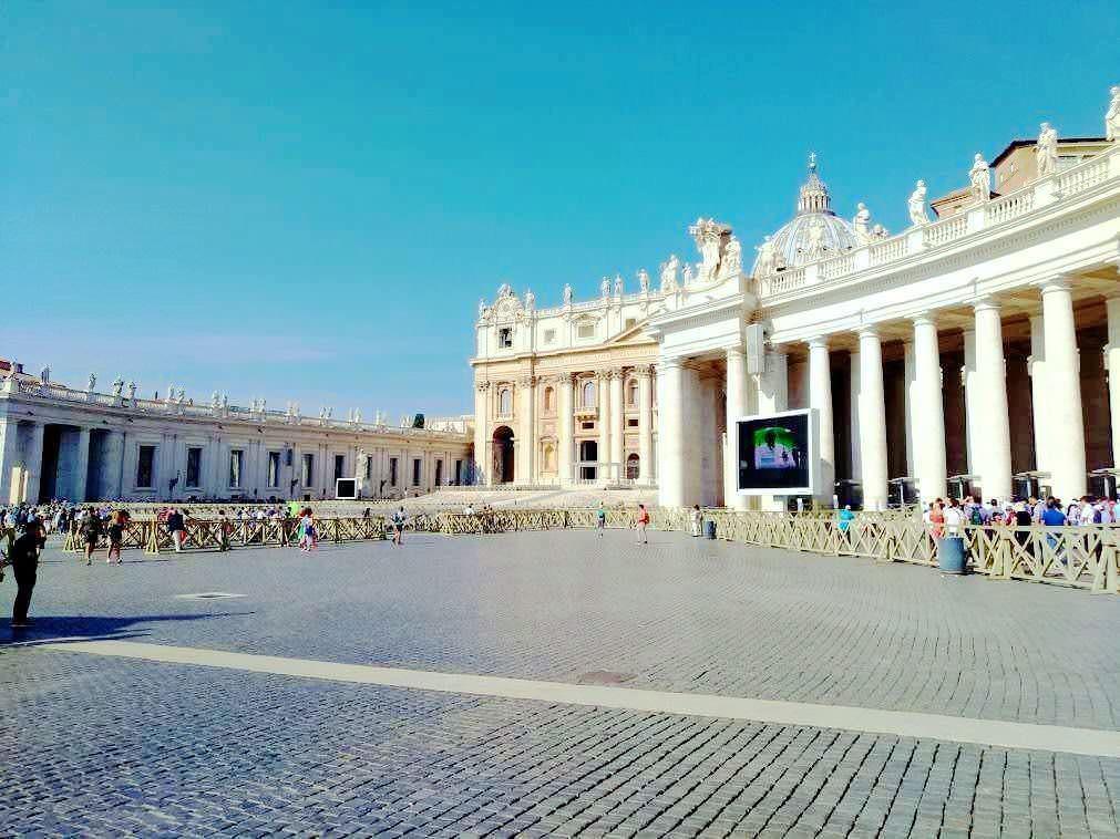 Roma capitale durante i mesi caldi